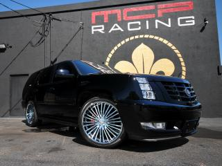 обои MCP Racing Cadillac Escalade колесо фото