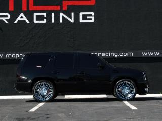 обои MCP Racing Cadillac Escalade сбоку фото