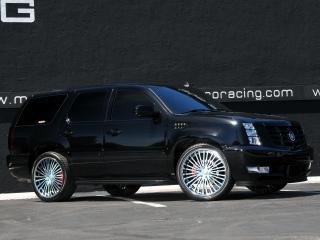 обои MCP Racing Cadillac Escalade спереди фото