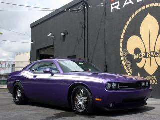 обои MCP Racing Dodge Challenger R-T бок фото
