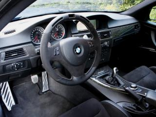 обои Manhart Racing BMW M3 Coupe Le Mans (E92) руль фото