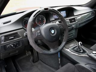 обои Manhart Racing BMW M3 Touring (E91) руль фото