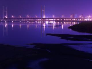 обои Европа ночь мост фото