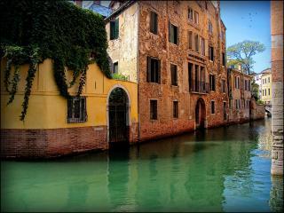 обои Новый дом и старый дом Венеции фото