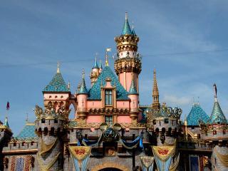 обои Сказочный дворец Европы фото