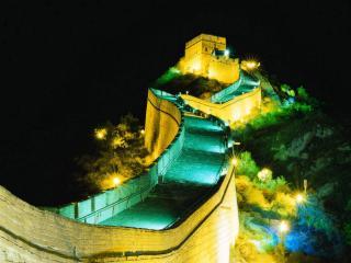 обои Новогодняя Китайская стена фото