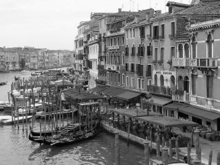 обои Хроника Венецианских каналов фото
