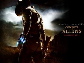обои Cowboys & Aliens рука фото