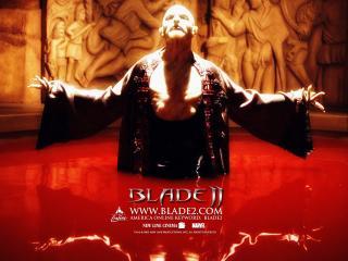обои Blade II поклонение фото