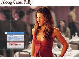 обои Along Came Polly девушка фото