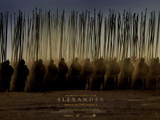 обои Alexander воины фото