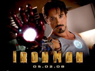 обои Iron Man рука фото