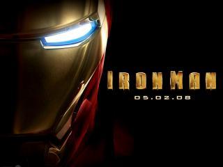 обои Iron Man маска фото
