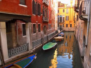 обои Далекие улочки Венеции фото