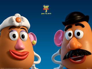 обои Toy Story 3 кортошки фото