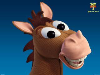 обои Toy Story 3 лошадка фото
