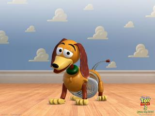 обои Toy Story 3 собака фото