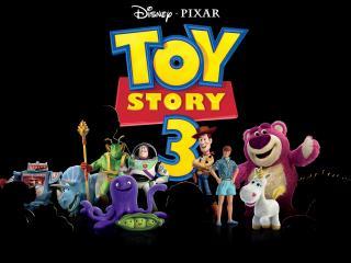 обои Toy story 3 компашка фото
