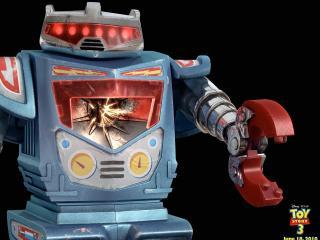 обои Toy story 3 робот фото