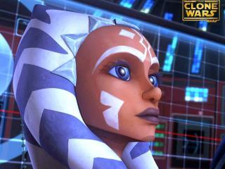 обои Star Wars The Clone Wars красивая фото