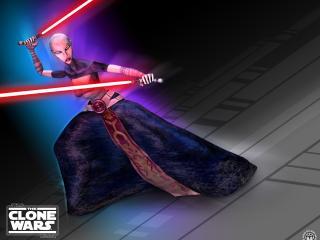 обои Star Wars The Clone Wars сильная фото