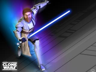 обои Star Wars The Clone Wars сильный фото
