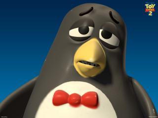 обои Toy story 2 пингвин фото