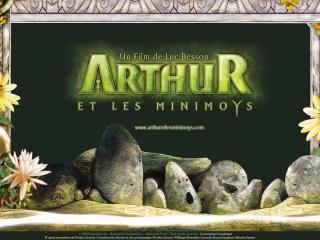 обои Артур и минипуты камни фото