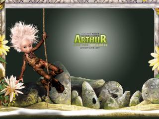 обои Артур и минипуты красивый фото
