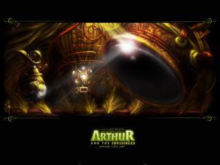 обои Артур и минипуты фото