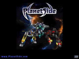 обои PlanetSide космос фото