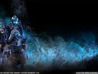 обои Ghost Recon Online бойцы фото