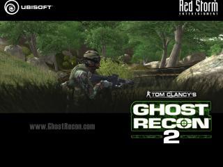 обои Ghost Recon 2 боец фото