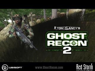 обои Ghost Recon 2 солдат фото