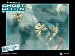 обои Ghost Recon Advanced Warfighter атака фото