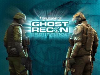 обои Ghost Recon Advanced Warfighter боец фото