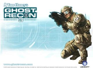 обои Ghost Recon Advanced Warfighter засада фото