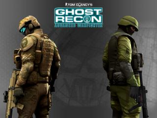 обои Ghost Recon: Advanced Warfighter фото