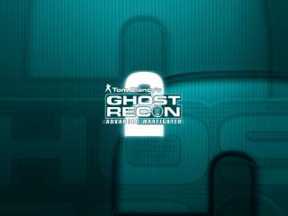 обои Ghost Recon Advanced Warfighter 2 лого фото
