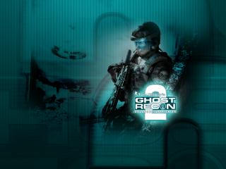 обои Ghost Recon Advanced Warfighter 2 солдат фото