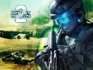 обои Ghost Recon Advanced Warfighter 2 цели фото