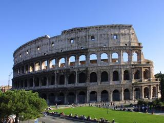обои Древний Колизей фото