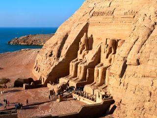обои Абу Симбел,   Египет фото