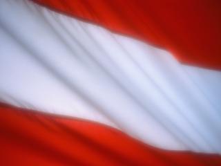 обои Флаг Австрии фото