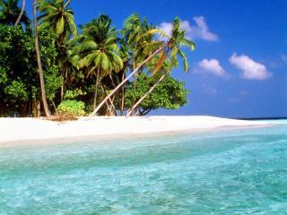 обои Кубинский остров пляж фото