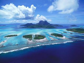 обои Острова Новой Гвинеи фото