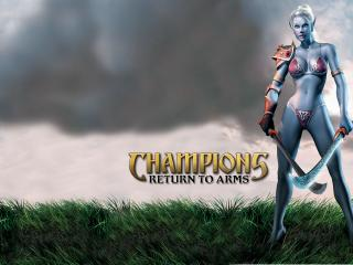 обои Champions:Return to Arms фото