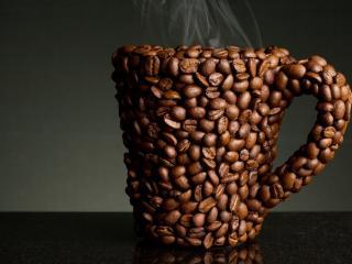 обои Кофейная кружка фото