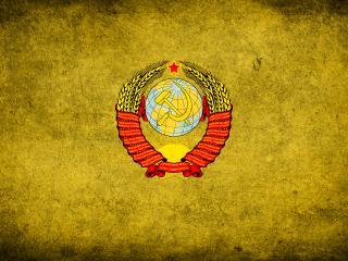 обои Герб державы СССР фото