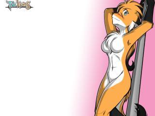 обои Лисица из комикса TwoKindS фото